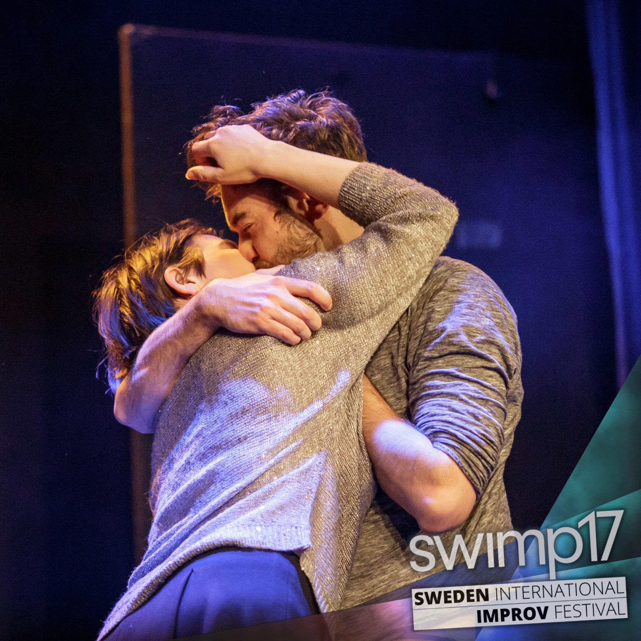 Improbanden 'Secret Confessions' at SWIMP17