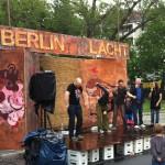 Berlin lacht - Straßentheaterfestival auf dem Mariannenplatz, Berlin Kreuzberg