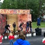 Berlin lacht - Improgames und Action