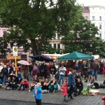 Berlin lacht - Das Improtheater-Publikum traut sich langsam heran