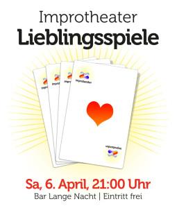 Improtheater Lieblingsspiele