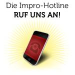 Die Impro-Hotline: Ruf uns an!
