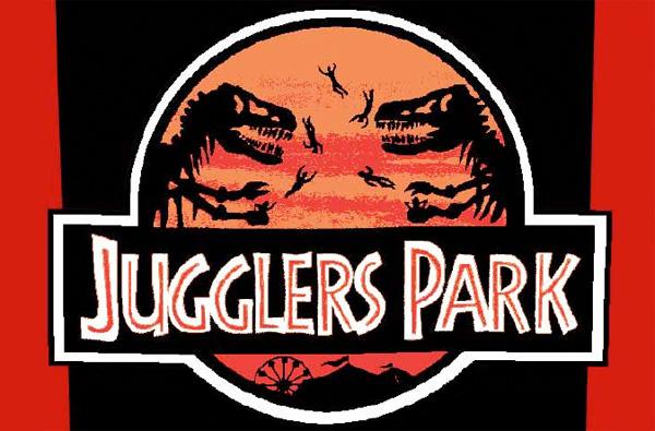 Jugglers Park am 22.3.2014