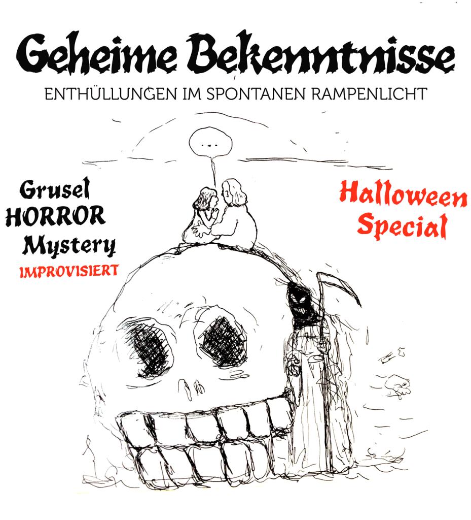 Geheime Bekenntnisse Halloween