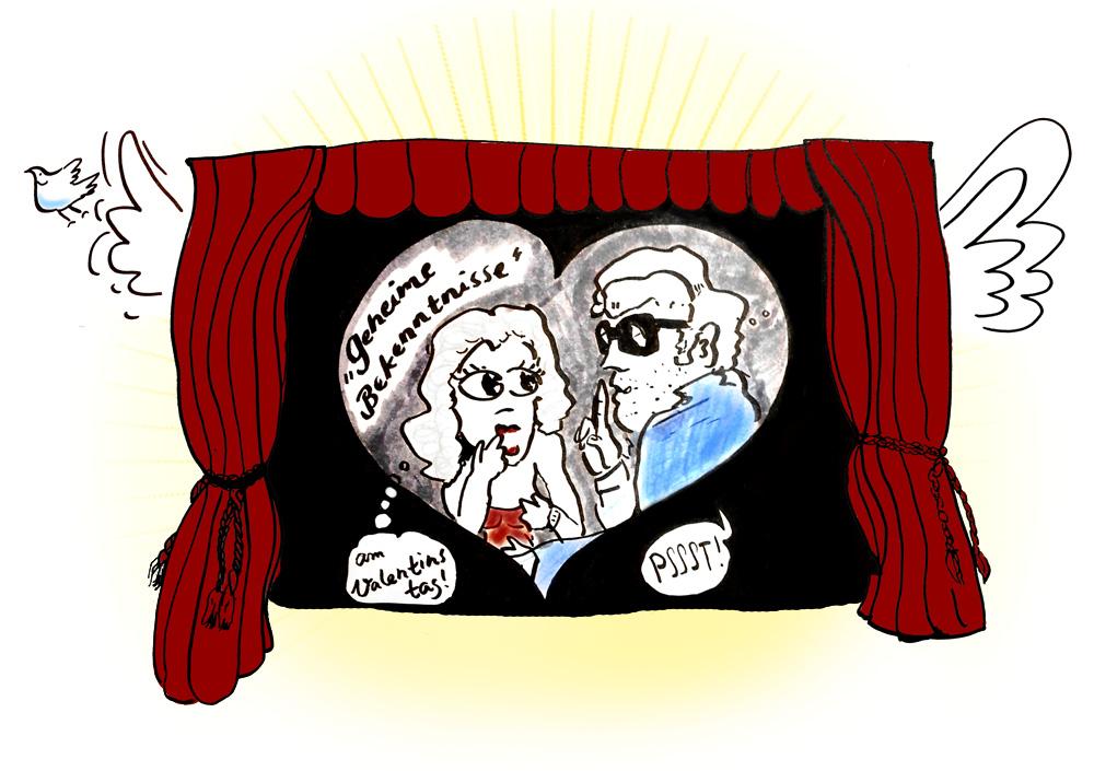 Valentinstage Improtheater