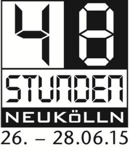 48 Stunden Neukölln Logo 2015