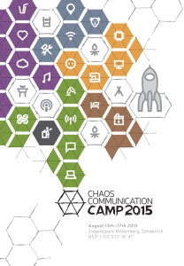 CCCamp15 Poster