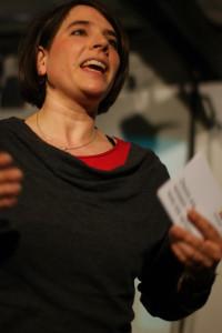 Claudia Hoppe - Improbanden; Foto (c) 2015 Andreas Müller