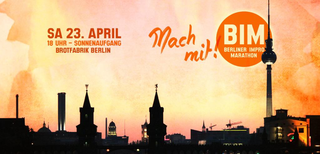 4. Berliner Impro Marathon