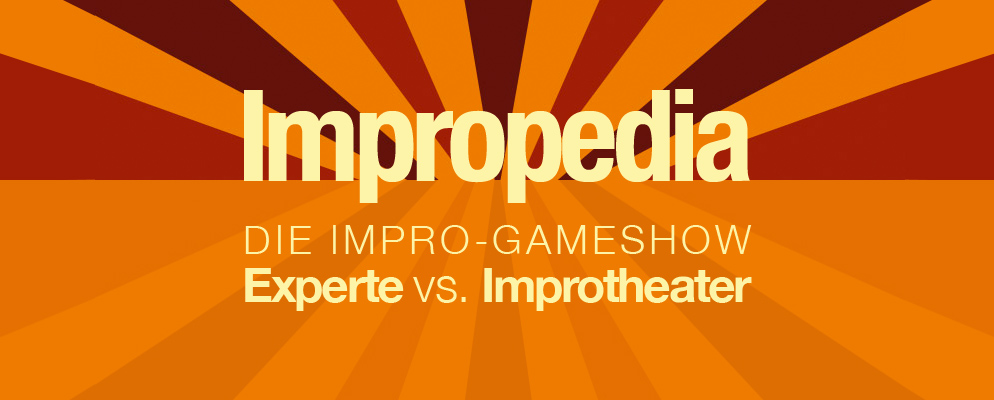 Impropedia im KuZe Potsdam - die improvisierte Gameshow