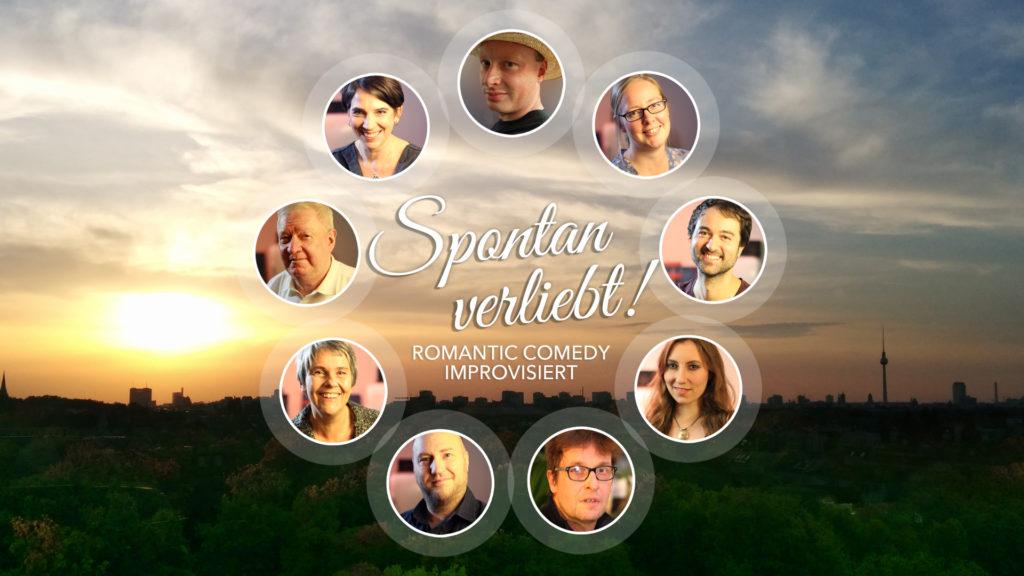 Spontan verliebt! - eine improvisierte romantische Komödie am 18.11 ...