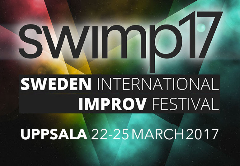 SWIMP - Sweden International Improv Festival 2017, Uppsala