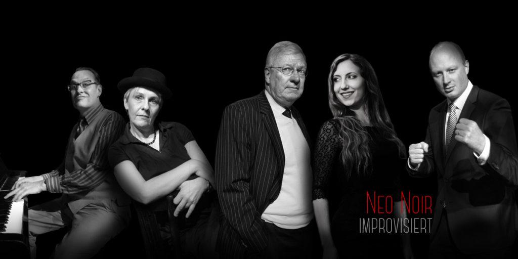 Neo Noir improvisiert