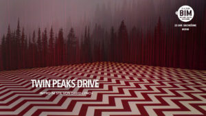 Twin Peaks Drive - Im Stil von David Lynch