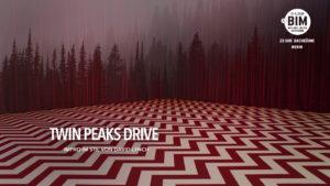 Twin Peaks Drive - Im Stil von David Lynch